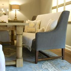 Dining Settee Design, Pictures, Remodel, Decor and Ideas - page 2