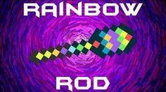 Rainbow Rod!!!  -Terraria