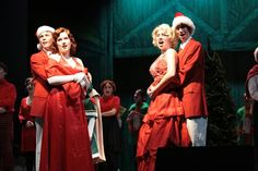 """""""White Christmas,"""" Dr. Phillips High School Theatre Magnet"""