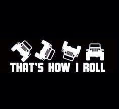 That's how I roll. Keep OlllllllO