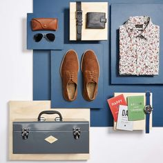Dip Into Vintage Styles For Your Dad This Father S Day We Ve Got All Next Giftsfathers