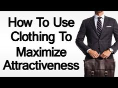 What makes a man attractive? His character? Definitely! Muscle build? Preferences vary, but sure – it plays a role. Height? According to studies, yes. Career and income? In some cases, maybe. But what about clothes? Well, we do know that the clothes we wear make a t