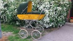 Image result for vintage kinderwagen knorr
