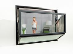 An innovative window that morphs magically into a balcony at the touch of a button. The Bloomframe® balcony is on the market in The Netherlands. The manufacturer Hurks geveltechniek obtained all the necessary certifications to transform the prototype into a safe and affordable building component. Its dimensions, colour and materials are all fully adaptable and can be custom-designed to complement the facade of new and existing buildings. By the dutch architectural firm Hofman Dujardin. 2\3