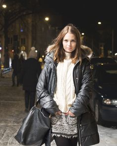 My Outfit, Bomber Jacket, Vest, My Style, Jackets, Outfits, Fashion, Down Jackets, Moda