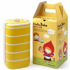 Amazon.com: Lock & Lock Lunch Box Set 5 Layers 5 Containers Bento: Kitchen & Dining