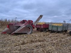 IH or corn picker weight discussion in the Farmall & International Harvester (IHC) forum at Yesterday's Tractors. Case Ih Tractors, Farmall Tractors, Old Tractors, Antique Tractors, Vintage Tractors, Vintage Farm, Tractor Pictures, Tractor Implements, Future Farms
