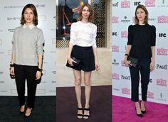 Sophia Coppola + article has good picks for style muses :)