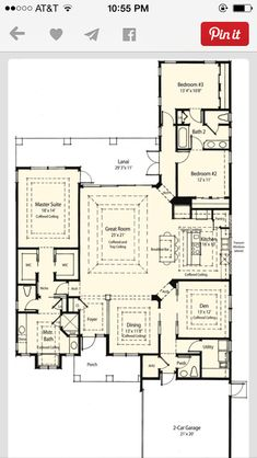Floor plan...this one is PERFECT