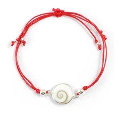 Bracelet cordon et oeil Ste Lucie - Boutique Nirvana Ste Lucie, Fashion Art, Fashion Jewelry, Santa Lucia, Bijoux Diy, Shiva, Creations, Boutique, Bracelets