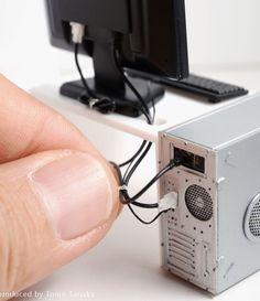 Nunu's House @nunus_house: Miniature computer