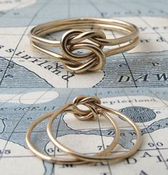 Lovers Knot Ring Awesome!