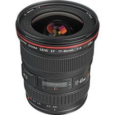 Canon EF 17-40 f/4L