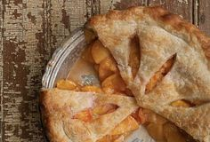This is my all-time favorite Fresh Peach Pie. Thank you, Mollie Cox Bryan! (Now, if only fresh peaches were always in season...)