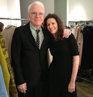 Steve Martin and Edie Brickell's album, 'Love Has Come For You' released 4.23.13