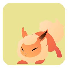 Crispy Flareon by ~eviri on deviantART