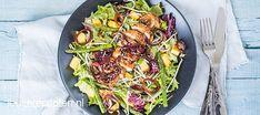 Kip teriyaki salade – Food And Drink A Food, Good Food, Food And Drink, Yummy Food, Pork Brisket, Pork Ribs, Pork Recipes, Baby Food Recipes, Healthy Recipes