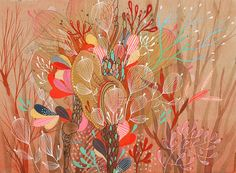 fireflower by betsy., via Flickr
