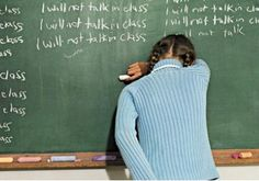 Humiliation Of Students Has Long Term Psychological Impact, And Equals Corporal Punishment