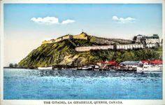Citadelle vers 1901