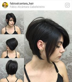 43 Lovely Short Hair Ideas For Women Hairstyles Haircuts, Pretty Hairstyles, Short Hair Cuts, Short Hair Styles, Hair Color And Cut, Dream Hair, Hair A, How To Make Hair, Hair Today