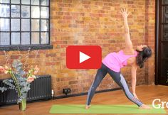 Undo the damage of a long, exhausting day with this soothing routine. #yoga #workout http://greatist.com/move/yoga-video-the-perfect-after-work-yoga-flow