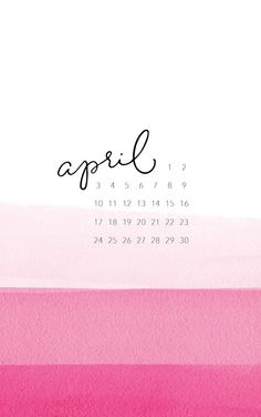 April marble phone + desktop background wallpapers from May Designs for #iphone, #apple and #android!