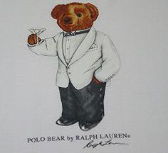 Suave Bear!