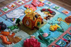 """Купить Развивающий коврик """"Сказка-2"""" - развивающая игрушка, развивающий коврик, развивалки"""