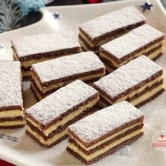 Hungarian Desserts, Hungarian Recipes, Cookie Recipes, Dessert Recipes, Amazing Chocolate Cake Recipe, Tea Cakes, Gluten Free Desserts, Homemade Cakes, Sweet And Salty