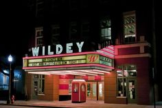 The Wildey Theatre - The Swing St. Louis show loves to perform in historic venues - check out the Wildey Theatre in Edwardsville, IL!
