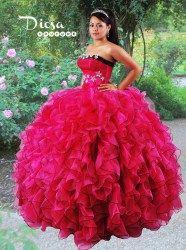 Quinceanera Dress #10124