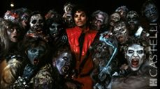 "1st Dec - On this day: Michael Jackson releases ""Thriller""  1982 (Source: Castelli 2015 corporate diary/2015 diaries feature facts every day)"