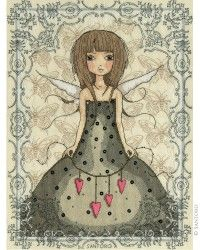 Mirabelle Counted Cross Stitch - Butterfly