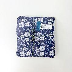 Blue packaging for K : Zan ☺️ขอบคุณมากค่ะ❤️ #packagegaruna_#selectshop#instashop#handmade#thaishops#instacat#thaistagram#wrapping#igshop#vintageshopwww.facebook.com/garunashop