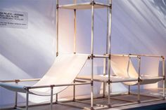 MoMo modular furniture offers versatility is part of Modular furniture System - standardized brass joints and flexible felt allow MoMo modular furniture to adapt to its surroundings while exploring static versus dynamic aspects Multipurpose Furniture, Modular Furniture, Types Of Furniture, Space Saving Furniture, French Furniture, Design Furniture, Furniture For Small Spaces, Ikea Furniture, Classic Furniture