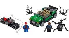 Spider-Man™: Spider-Cycle Chase - 76004
