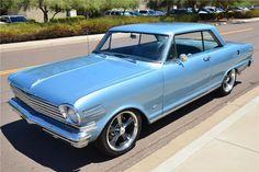 1963 CHEVROLET NOVA CUSTOM 2 DOOR HARDTO - Barrett-Jackson Auction Company - World's Greatest Collector Car Auctions