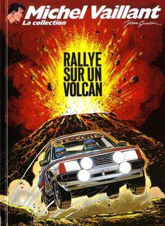 Michel Vaillant - La collection -39- Rallye sur un volcan - BD
