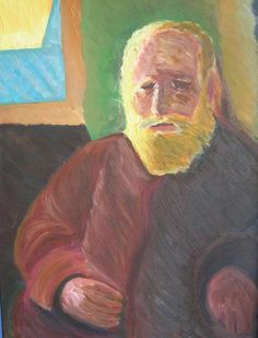 Alter, Painting, Old Men, Painting Art, Paintings, Paint, Draw