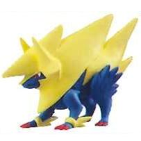 Pokemon XY Monster Collection Figure Tomy - SP-023 Mega Manectric (August 2014)