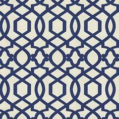 Sultana Lattice / Luna eclectic-upholstery-fabric  Calico