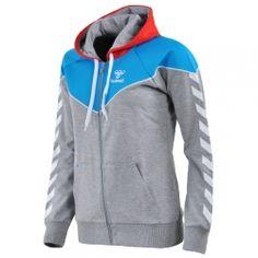 Hummel Terra Zip Sweatshirt #hummel #sweatshirt Nike Jacket, Motorcycle Jacket, Zip, Sweatshirts, Jackets, Fashion, Down Jackets, Moda, Nike Vest