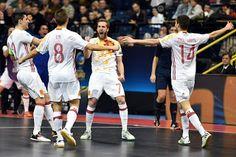 Blog Esportivo do Suíço: Rússia faz de calcanhar no fim, mas Espanha goleia e leva a Euro Futsal