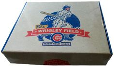 2013 Chicago Cubs Baseball -- SEASON TICKET HOLDER -- BOX  #ChicagoCubs