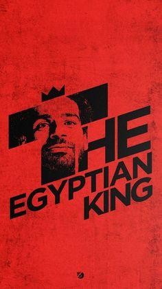 Liverpool Anfield, Liverpool Players, Liverpool Football Club, Best Football Players, Sport Football, Mohamed Salah Liverpool, Pop Art Face, Muhammed Salah, Egyptian Kings