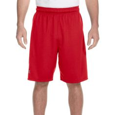 Russell Athletic 6B4DPM Dri Power Colorblock Short