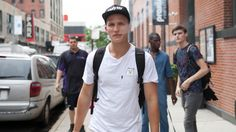 The Street Style At NYFW: Men's Was Distinctively Chill. Let's look at some boys, shall we?