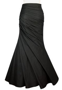 Images Frock Fashion, Skirt Fashion, Fashion Dresses, Peplum Wedding Gowns, Yellow Pencil Skirt Outfit, Vintage Skirt, Vintage Dresses, Moda Peru, Velvet Dress Designs