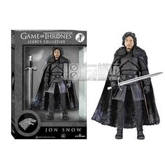 """Limited Edition! 6"""" Game of Thrones Jon Snow Action figure FREE SHIPPING"""